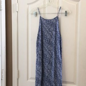 Ladies faded glory shift style dress large 12/14